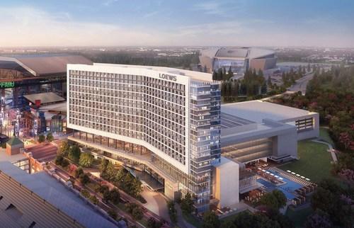 Loews Arlington Hotel and Arlington Convention Center