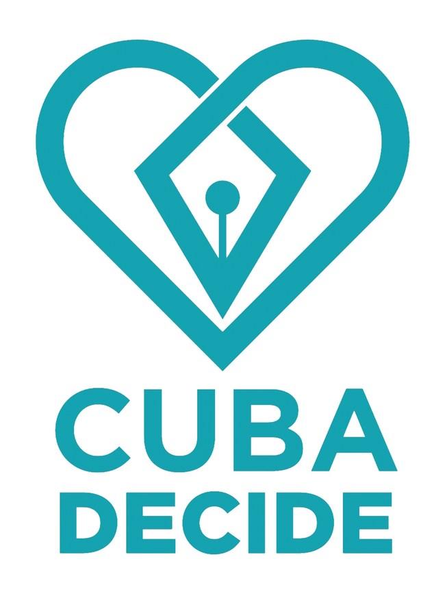 Cuba Decide Official Logo (PRNewsfoto/Cuba Decide)