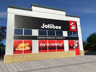 Jollibee Regina store located at 2830 Quance Street, Regina, SK, S4V 3B9 opens Sunday, December 22. (Photo credit: Jollibee)