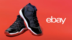 "The unveil of the 'December Drop' series follows eBay's sold out pre-release of the Air Jordan 11 ""Bred"" made possible by seller Chris Holbrook, also known as Sneaker Jesus. The drop sold out in less than four minutes."