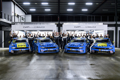 Lynk & Co and Cyan Racing Secure the First-ever Chinese World Title in Motorsport