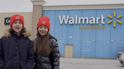 Walmart Fill the Kettle Day (CNW Group/The Salvation Army)