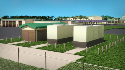 PEARL, which will be designed and built by engineering, architecture and construction firm Burns & McDonnell, is a state-of-the-art renewable energy microgrid developed in coordination with the Hawaii Center for Advanced Transportation Technologies (HCATT), the Air Force Research Laboratory, National Guard Bureau, Hawaii Air National Guard and the Naval Facilities Command.