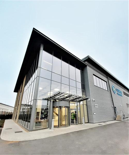 CMI's UK Data Centre
