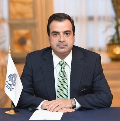 Dr. Ahmed Ali Attiga, CEO, APICORP