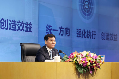 Zhang Jindong, founder and chairman of Suning Holdings Group
