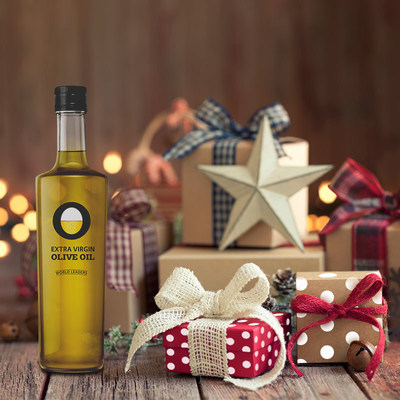 Olive Oils make a tasty gift for this Christmas