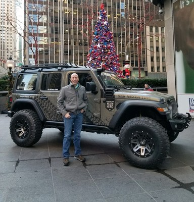 Retired Army Sgt. 1st Class Ken Cates was the recipient of the 2019 Nexen Hero Jeep Wrangler equipped with 37-inch Nexen Roadian MTX Xtreme off-road tires as part of the Nexen Hero III Campaign. Cates is the third veteran selected to receive a custom vehicle built by Nexen Tire as part of its commitment to honor the nation's heroes. The Nexen Hero III program builds on the success of the last two campaigns which honored a well-deserving veteran.