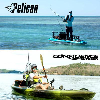 Pelican International et Confluence Outdoor (Groupe CNW/Pelican International)