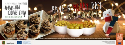 Olives from Spain new recipes to make a difference at Holiday dinners