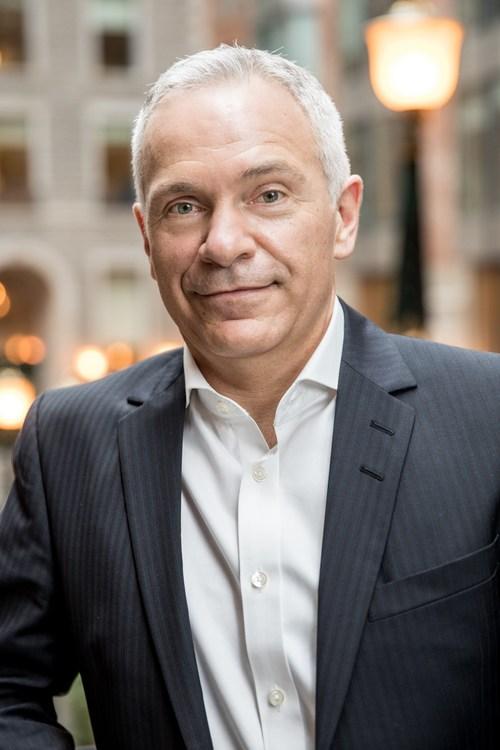 Stéphane Paquet, Chief Executive Officer of Montréal International. (CNW Group/Montréal International)