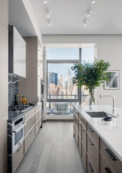 Penthouse A - Kitchen