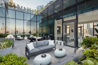 Penthouse A - Private Courtyard