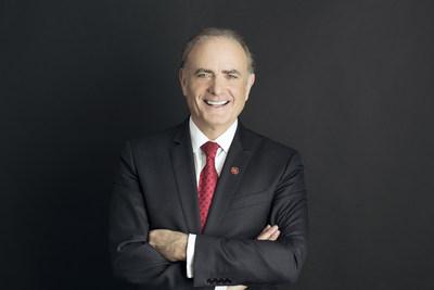 Calin Rovinescu, président et chef de la direction d'Air Canada, admis au Temple de la renommée de l'entreprise canadienne en 2020 (Groupe CNW/Air Canada)