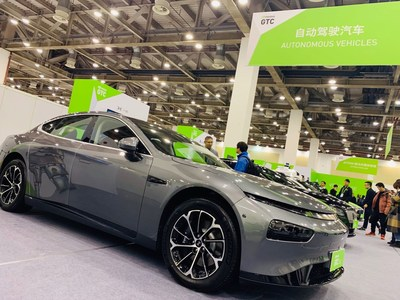 Xpeng Motors presents autonomous driving architecture & roadmap at NVIDIA GTC China 2019