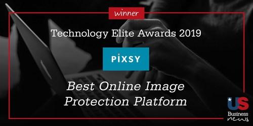 Pixsy named Best Online Image Protection Platform