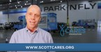 Park 'N Fly is Proud to Announce Partnership with The Scott Hamilton CARES foundation