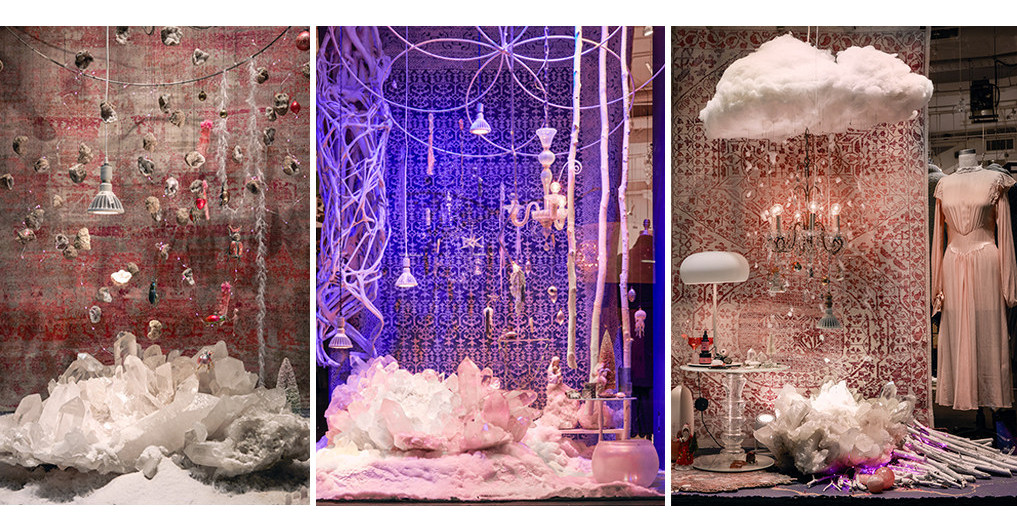 Abc Home Unveils Large Scale Crystal Exhibition