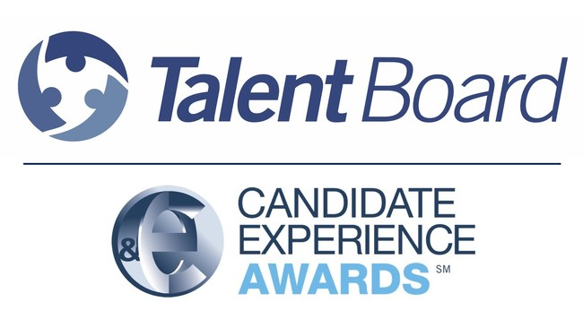 Talent Board and the Candidate Experience Awards (PRNewsfoto/Talent Board)