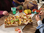 Sleigh The Food At Your Next Holiday Party With Nachos Party Pack: Taco Bell's Largest & Most Shareable Order Of Nachos Yet
