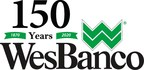 WesBanco Announces Fourth Quarter 2020 Financial Results