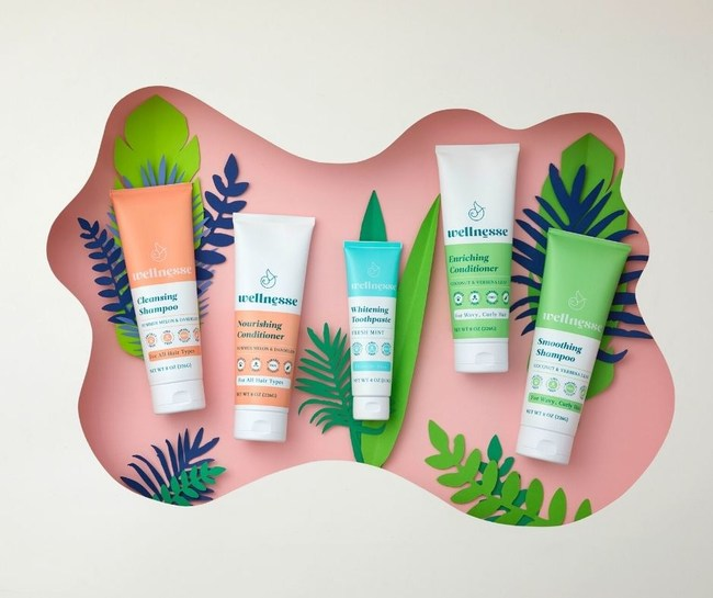 Cruelty-free, GMO-free, and paraben-free are important personal care product qualities for Katie Wells, CTNC, MCHC, award-winning blogger, author, podcaster, and real-food crusader. Wellnesse https://wellnesse.com/ is her debut line of high-quality, all-natural, and clean personal care products. It is based on the DIY creations she has been making in her kitchen for years and is set to launch January 2020.