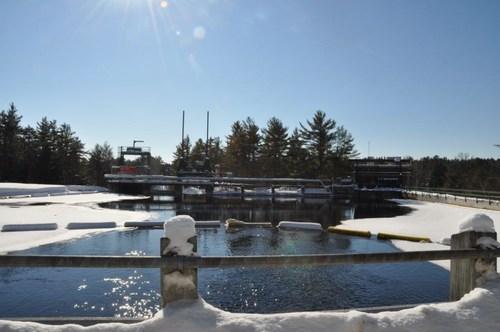 OPG's Trethewey Falls Generating Station (CNW Group/Ontario Power Generation Inc.)