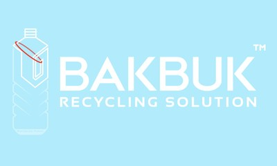 Bakbuk Recycling Solution Logo (PRNewsfoto/Bakbuk)