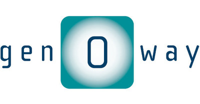 genOway Logo (PRNewsfoto/genOway)