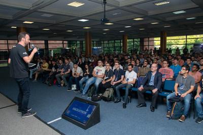 Hackathon de Carreiras reuniu mais de 600 pessoas, em Curitiba / Crédito: Ligia Lagos