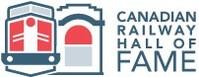 English Railway Hall of Fame logo (CNW Group/Canadian Railway Hall of Fame)