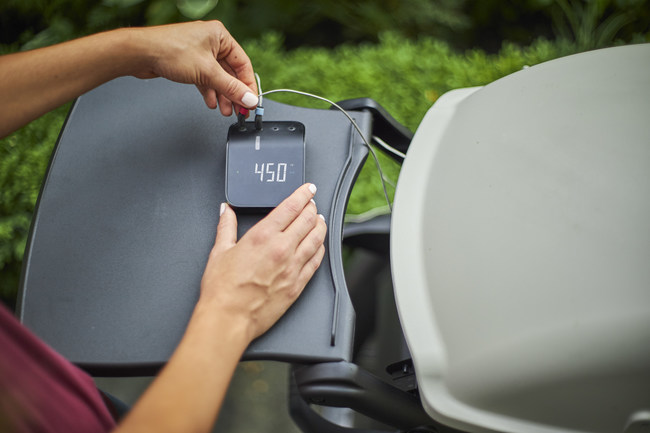 New Weber Connect™ Smart Grilling Hub Turns Any Grill into a Smart Grill