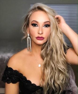Lucinha Barteli se destaca no setor Beauty com vídeos que inspiram outras mulheres