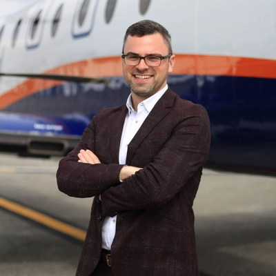 Johnathan Richardson – Vice President, Commercial Services (CNW Group/Pacific Coastal Airlines)