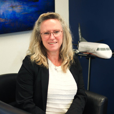 Laura Nadin-Young – Vice President, Airports and Operations Centre (CNW Group/Pacific Coastal Airlines)