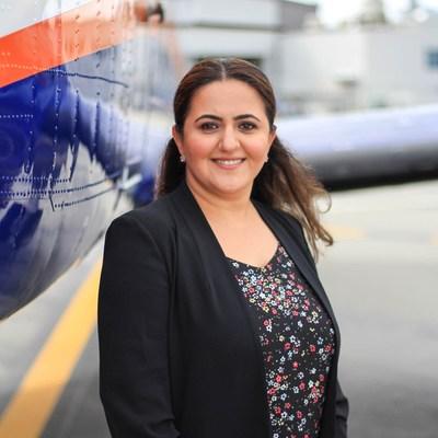 Zahra Kawa – Vice President, Finance (CNW Group/Pacific Coastal Airlines)
