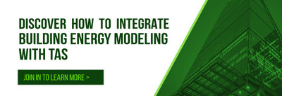 Integrating Building Energy Modeling with Tas