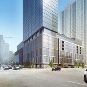 Domio Chicago Location with 253 Units Credit: JDL Development, Goettsch Partners, and Hartshorne Plunkard Architecture