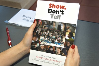 Show, Don't Tell is the fourteenth installment of Canon Solutions America's Future Authors Project.