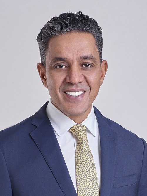 Mr Rafik Nayed, Group CEO of Al Salam Bank-Bahrain (PRNewsfoto/Al Salam Bank Bahrain)