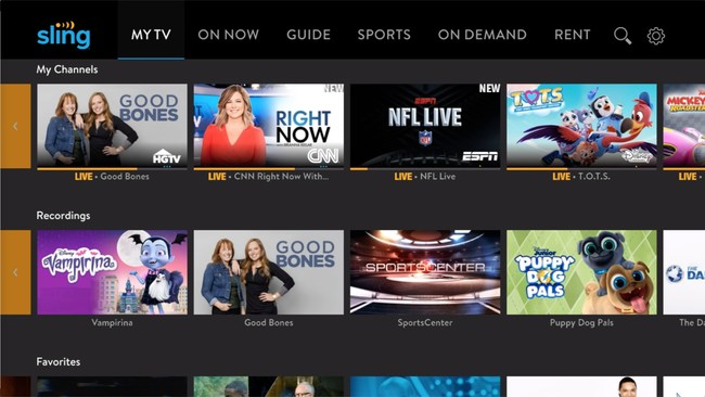 Sling Tv Bolsters Live Tv With Fox News Msnbc Cnn S Hln In Base Service Launches Free Cloud Dvr Updated Pricing Channel Lineups