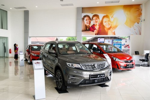 A picture of Proton X70