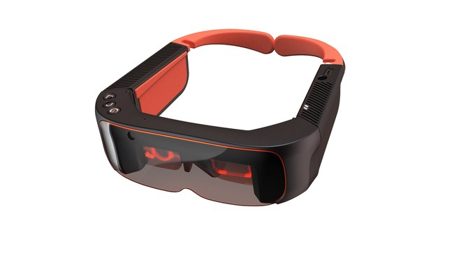 ThirdEye's newest mixed reality enterprise solution, the X2 Mixed Reality Glasses.
