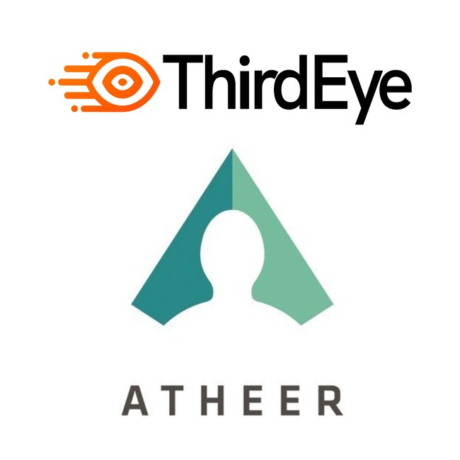 Mixed reality hardware company, ThirdEye Gen, partners with software platform, Atheer, to bring a partnership between the X2 Mixed Reality Glasses and Atheer's AR Management Platform