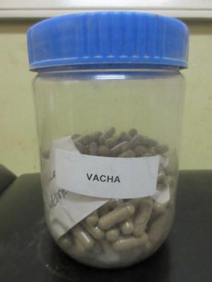 Vacha capsules (CNW Group/Health Canada)