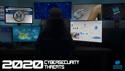 Top Cybersecurity Threats of 2020