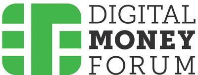 Digital Money Forum logo (PRNewsFoto/Living in Digital Times)