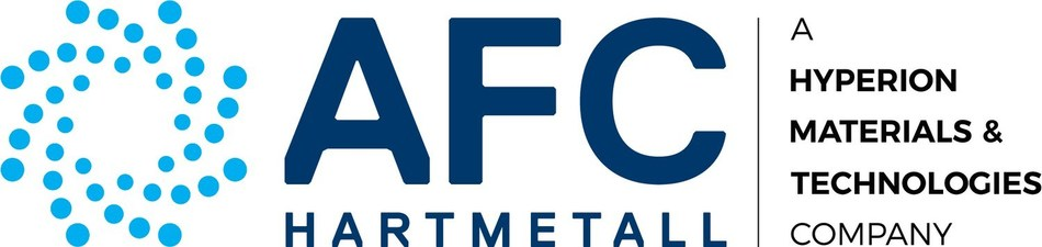 AFC Hartmetall, a Hyperion Materials & Technologies company, is a global solutions provider in premium cemented carbide blanks used in the manufacture of high precision rotary cutting tools for drilling and milling applications. AFC's unique technologies and engineering capabilities enable customers to achieve differentiated performance in highly demanding applications. Based in Mainleus, Germany, AFC has about 190 employees and sales globally in more than 30 countries.