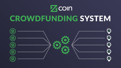 Zcoin Crowdfunding System
