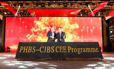Peking University HSBC Business School and Cambridge University Judge Business School Together Launch Executive Education Programmes